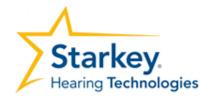 Starkeyロゴ